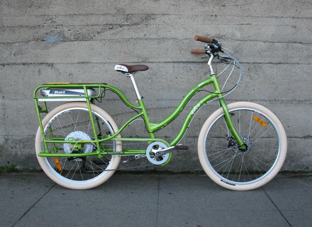elektriniai dviraciai