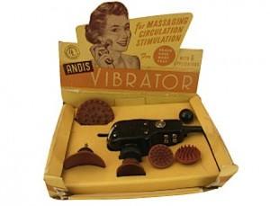 1968 metais pasirode belaidziai vibratoriai