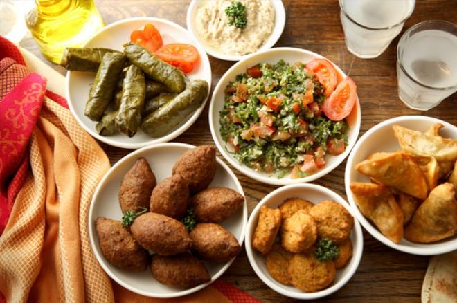 Artimųjų rytų maistas