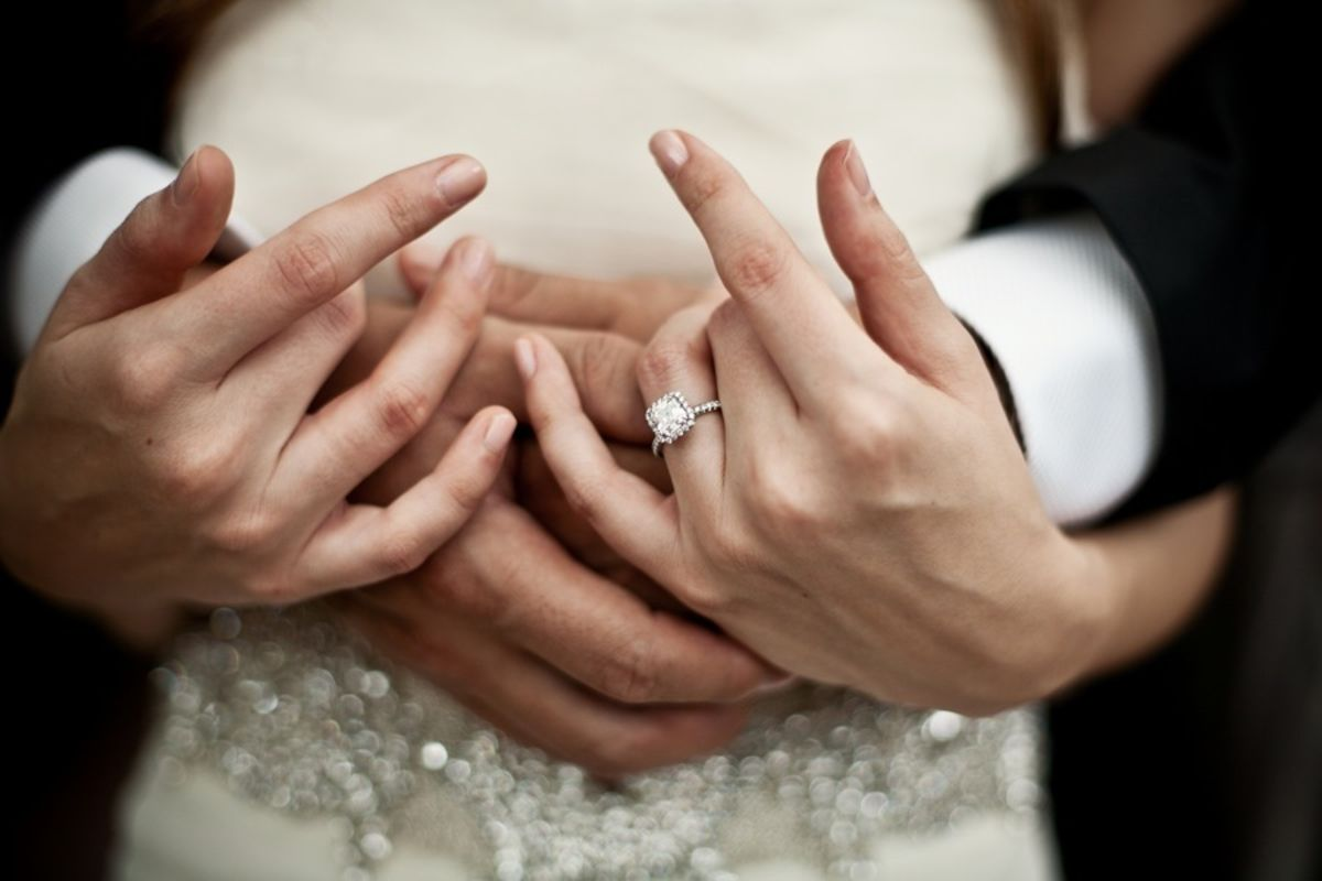 Vestuvių žiedai