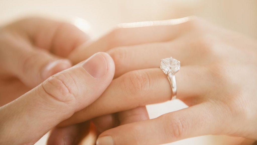 Vestuvinis žiedas nuotakai
