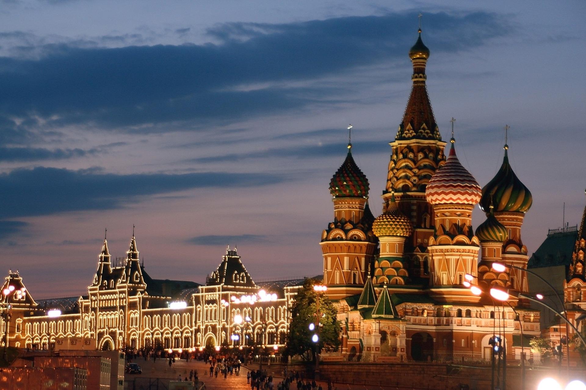 Lėktuvų bilietai į Rusiją