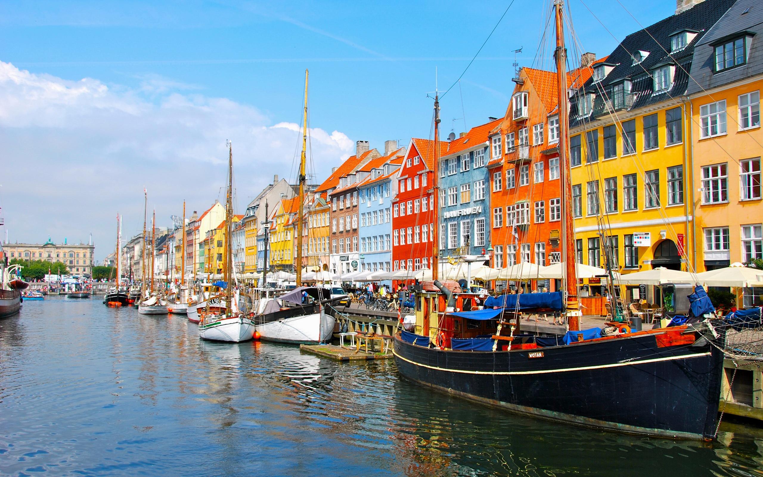 Pigūs lėktuvo bilietai į Daniją