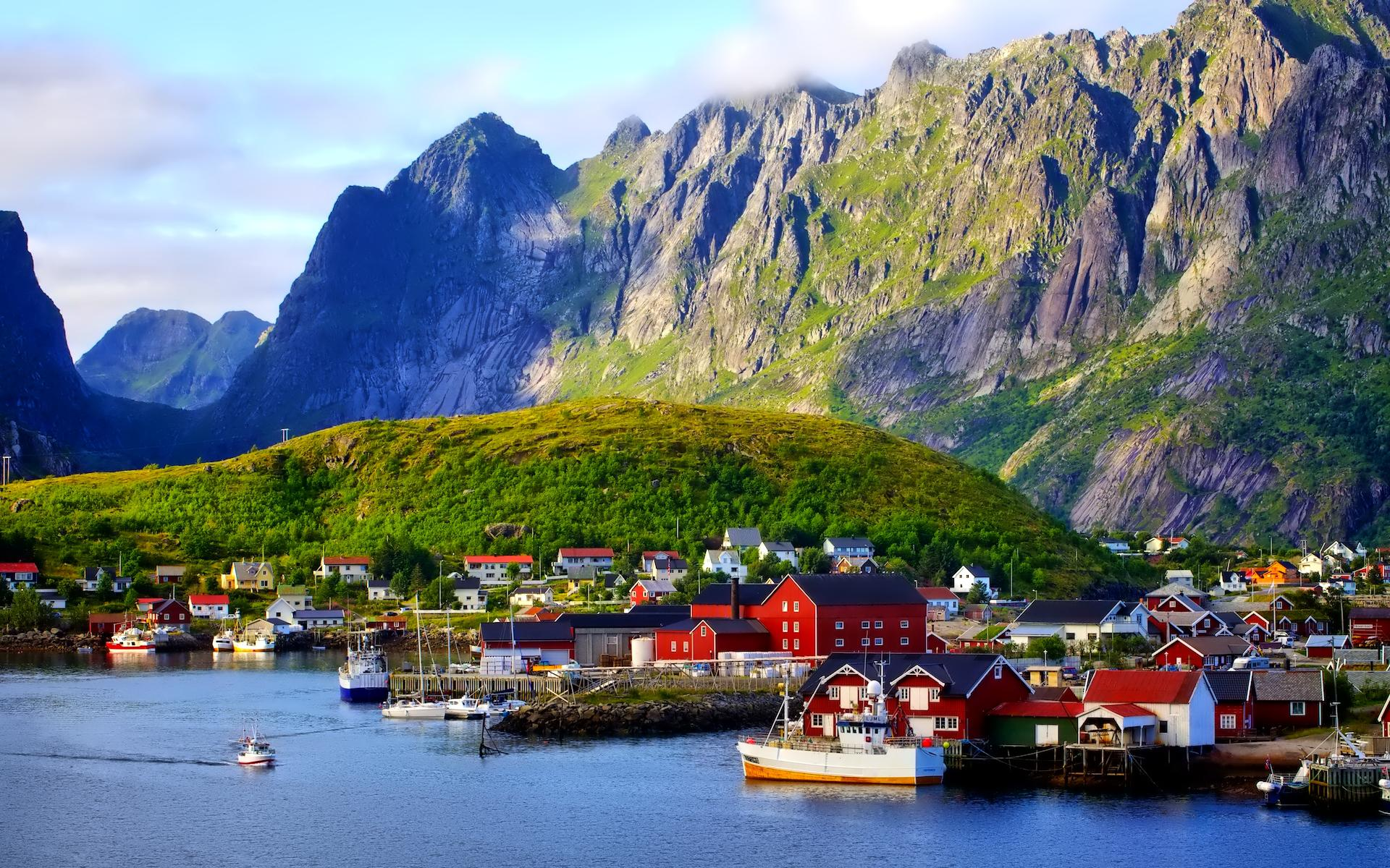 Pigūs skrydžiai į Norvegiją