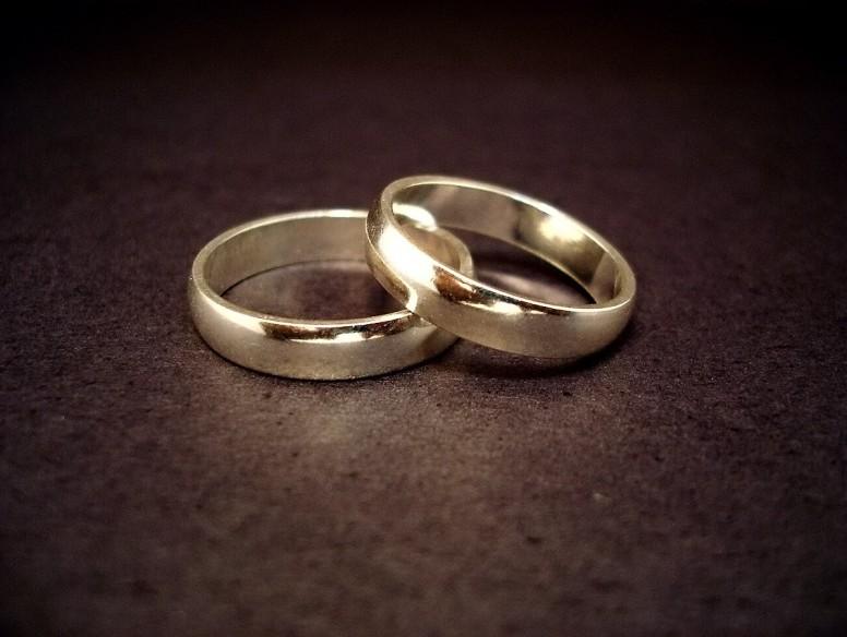 Tradiciniai vestuviniai žiedai